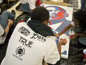 077 300x225 Radio One Cleveland Teams up with City Year for Do Something Day