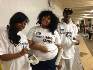 1009 300x225 Radio One Cleveland Teams up with City Year for Do Something Day