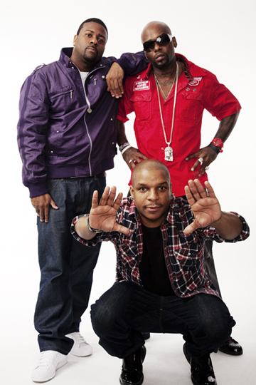 Naughty Naughty By Nature Celebrates 20th Anniversary of Hip Hop Hooray