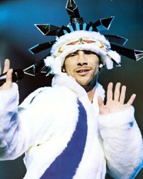 jamiroquai Jamiroquai To Tour South & Central America