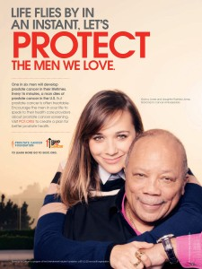 THE PROSTATE CANCER FOUNDATION AND STAND UP TO CANCER