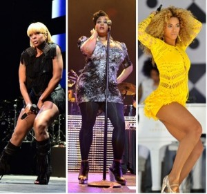 Blige Scott Beyonce Spraks 07062011 e1370397868482 300x281 Its Sister Soul Weekend on Centric TV