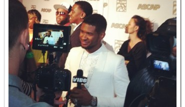 usher ascap Usher, Kendrick Lamar and Other Top Names in Music Honored at ASCAPs 26th Annual Rhythm & Soul Music Awards