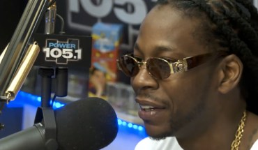 2 chain power105 The Breakfast Club Gets all in 2 Chainz Business