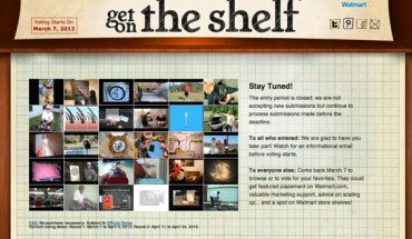 OnTheShelf 555 Walmart Launches Online Reality Series and Invites American Consumers to Pick Its New Big Products