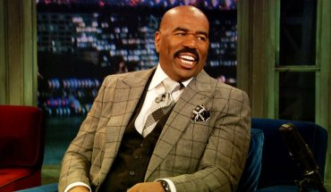 Steve Harvey3 Steve Harvey Discusses His Many Jobs with Jimmy Fallon