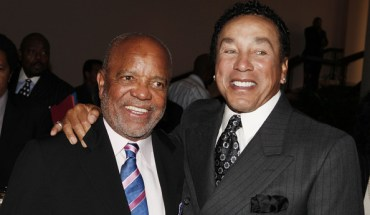 Smokey+Robinson+Foundation+Join+Give+Back+WZ87VW2Zd3 l The GRAMMY Museum To Honor Berry Gordy And Smokey Robinson