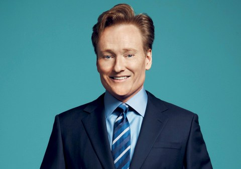 conan obrien wp Clear Channel Media and Entertainment Adds Turner Broadcasting Content To iHeartRadio