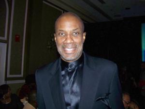 The honorable Bishop Noel Jones