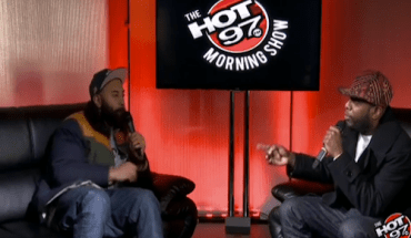IFWT TalibKweliEbroHot97 Hot 97 PD, Ebro and Talib Kweli Discuss the New Music Industry
