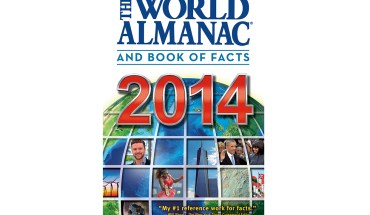 World Almanac and Book of Facts 2014 ftr The World Almanac: America's Best selling Reference Book Reveals New Features, Plus Much More