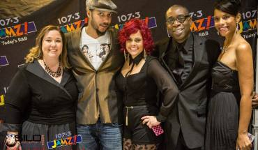 wjamz LOOK! Its the WJMZs Crew with Lyfe Jennings (PIC)