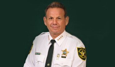 Scott Israel official 550X Florida Sheriffs Controversial Stance on Stand Your Ground Law