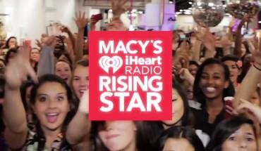 "445114703 1280 Clear Channel and Macy's Launch Annual ""Macy's iHeartRadio Rising Star"""
