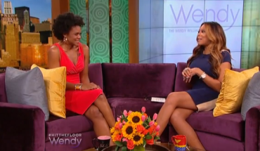 Screen Shot 2014 06 03 at 11.45.18 AM HIT THE FLOOR STAR KIMBERLY ELISE TALKS TO WENDY WILLIAMS