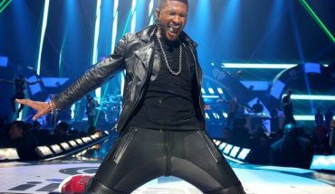 Usher got up close personal fans during his performance e1405107475705 YAHOO AND LIVE NATION ANNOUNCE ARTIST LINEUP FOR THE LIVE NATION CHANNEL