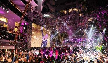 Pittbull's New Year's Revolution at Thomson Miami Beach