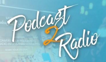 podcast2radio.com (PRNewsFoto/Live365)