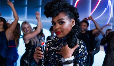 Pepsi's Super Bowl 50 commercial starring Janelle Monae celebrates the brand's heritage in music (Credit: Rachel Murray / Getty Images) (PRNewsFoto/PepsiCo)