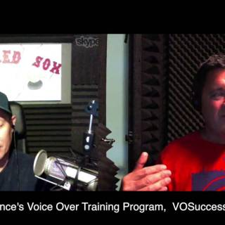 [VIDEO] Getting Exposed To The Marketing Component of Voice Work