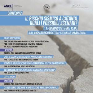 Convegno - Il rischio sismico a Catania