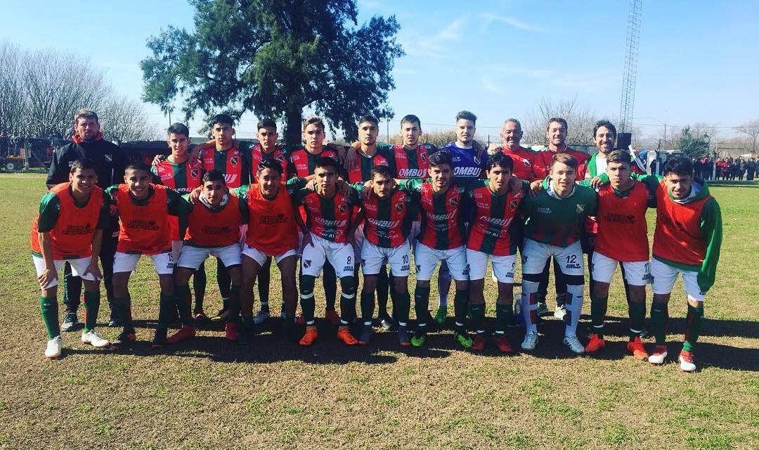 Sportivo Campeón en Cuarta División
