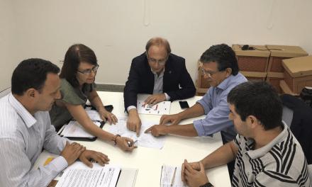 Sandra Clérici anunció la pavimentación de varias calles de la ciudad