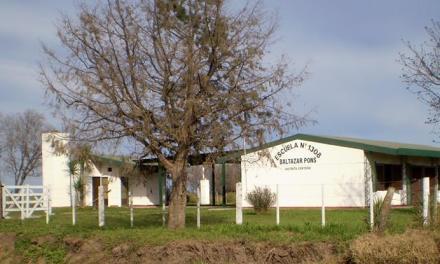 Desvalijaron una escuela rural previo al inicio del ciclo lectivo