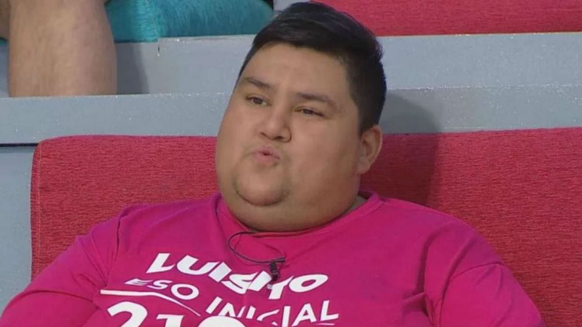 """Desesperado pedido de ayuda para Luisito de """"Cuestión de Peso"""""""