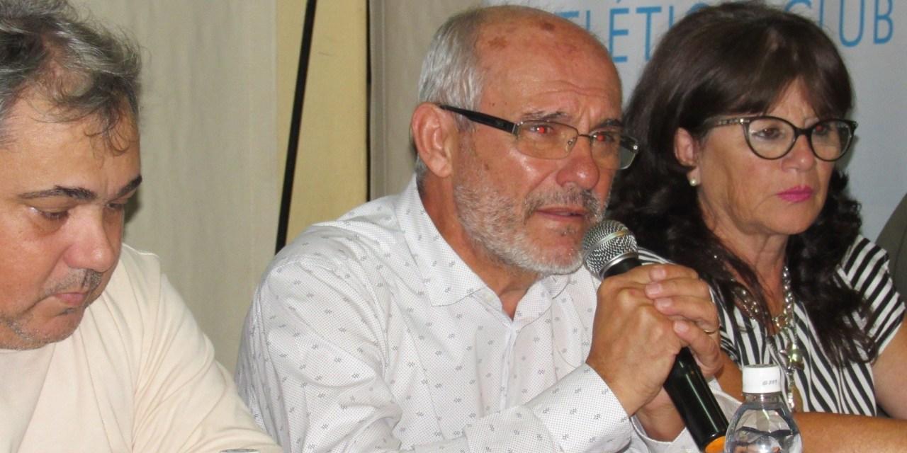 Carlachiani, sobre la Asamblea: «Algunos de los socios hablan de una refundación de la Mutual»