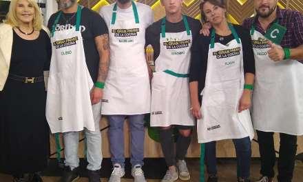 """Diego Falciglio se despidió de """"El Gran Premio de la Cocina"""""""