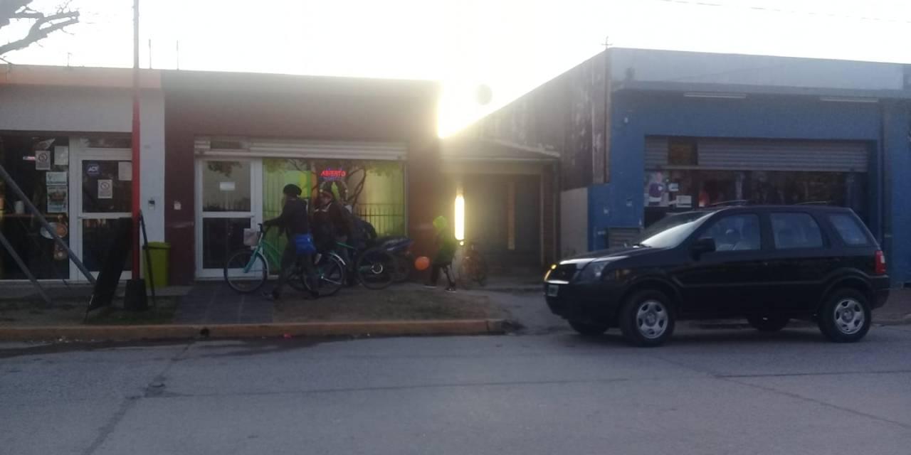 Robaron en la vivienda de una funcionaria municipal de Armstrong