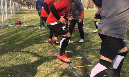 Sportivo se prepara para el Federal y jugó un amistoso