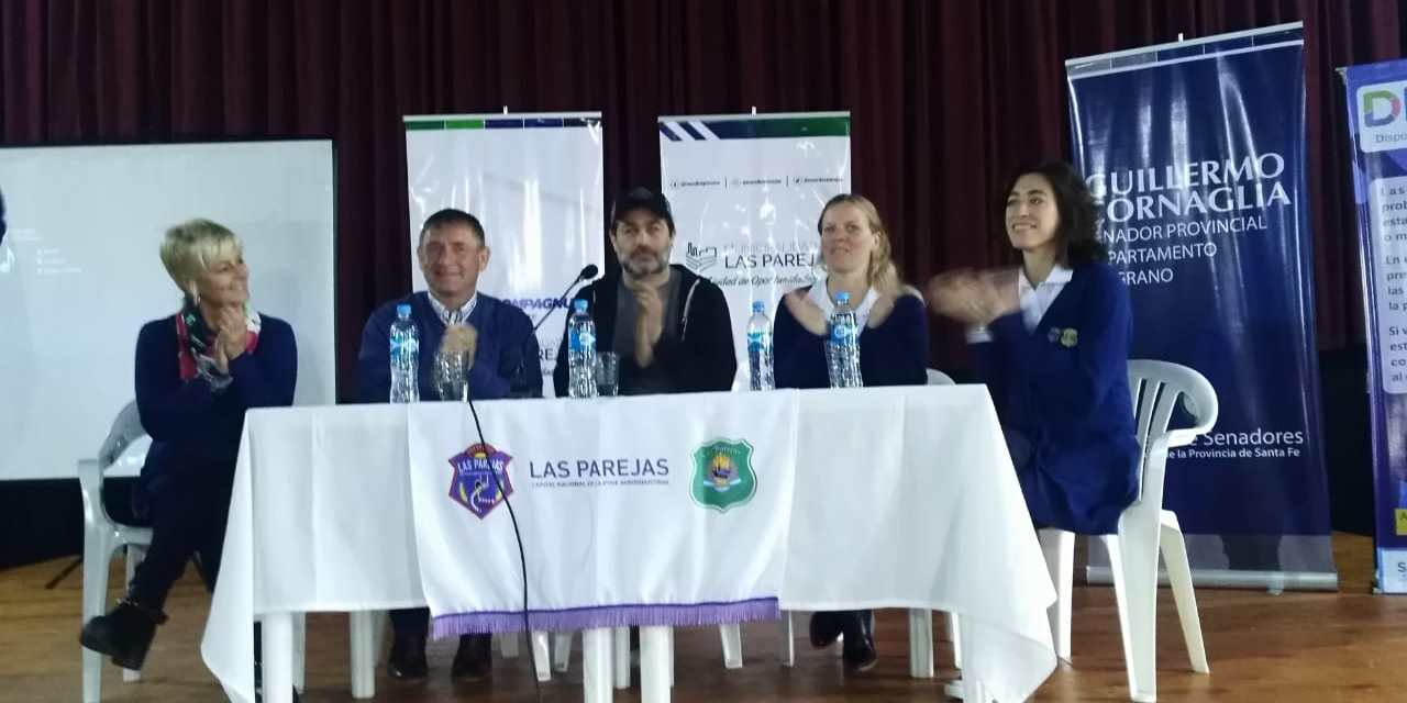 Gastón Pauls: «Un pibe que consume es un problema social»