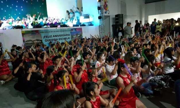 Fiesta de fin de año de la Escuela 648