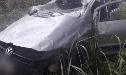 Accidente en la ruta 178