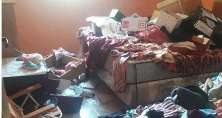 Desvalijaron una casa en San Genaro y se llevaron elementos de un chico no vidente