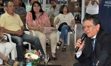 Reseña de la labor legislativa del Diputado Miguel Solís