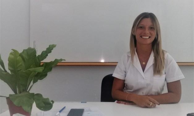 """Giovana Gómez, Directora del SAMCo; """"hay sectores que están funcionando muy bien, y hay otros que hay que reorganizar y mejorar"""""""