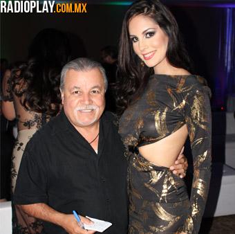 Colibrí Maldonado y Vanessa López Quijada, NB Sonora 2013.