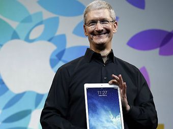 """Apple presenta """"iPad Air"""" y novedades del iPad Mini; conoce sus características"""