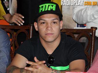 """""""Tyson"""" Marquez, le diagnosticaron deshidratación."""