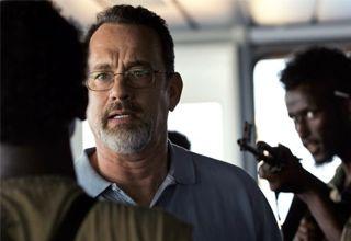 """Tom Hanks brilló por su ausencia entre los nominados a Mejor Actor, por su participación en """"Captain Phillips""""."""