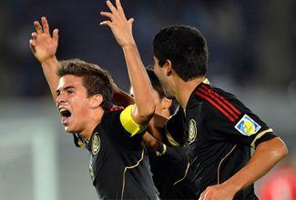 Enfrentará México Sub 17 a Nigeria en la final de la Copa del Mundo