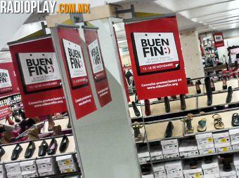 """Superan ventas de """"El Buen Fin"""" de este año al 2012"""