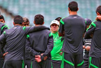 México estará en el Bombo Tres para el sorteo de Brasil 2014