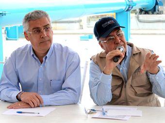 Asume Conagua control del Acueducto Independencia