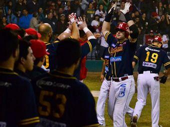 Mayos de Navojoa es el primer finalista de la LMP
