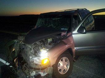 Mueren tres personas en accidente en tramo Navojoa-Obregón