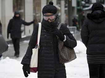Un muerto y 104 heridos por tormenta invernal en el sur de Estados Unidos